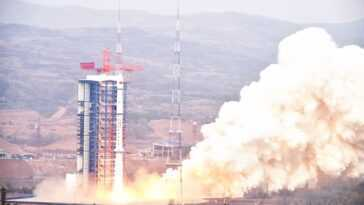 La Chine Lance Un Satellite Expérimental En Orbite Polaire