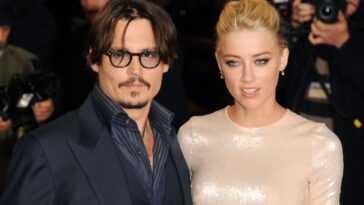 Amber Heard demande à suspendre le procès avec Johnny Depp