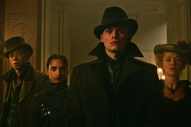 """Freddy Carter joue Kaz Brekker dans """"Shadow and Bone"""" (Photo: Netflix)"""