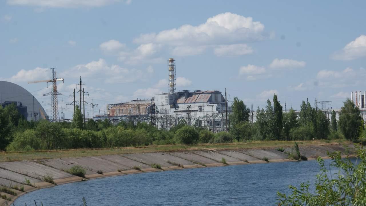 Le Site Nucléaire Toxique De Tchernobyl Présente Une Chance Unique