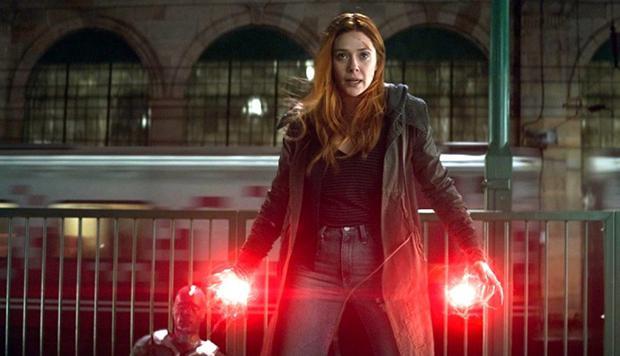 Wanda a été formée par Agatha Harkness pour devenir l'un des détenteurs de magie les plus puissants sur Terre.  (Photo: Marvel)