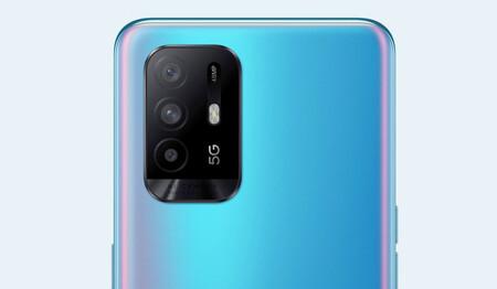 Caméras Oppo A95 5g