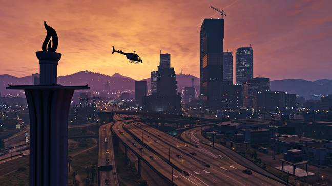 Grand Theft Auto V.Crédit: Rockstar Games