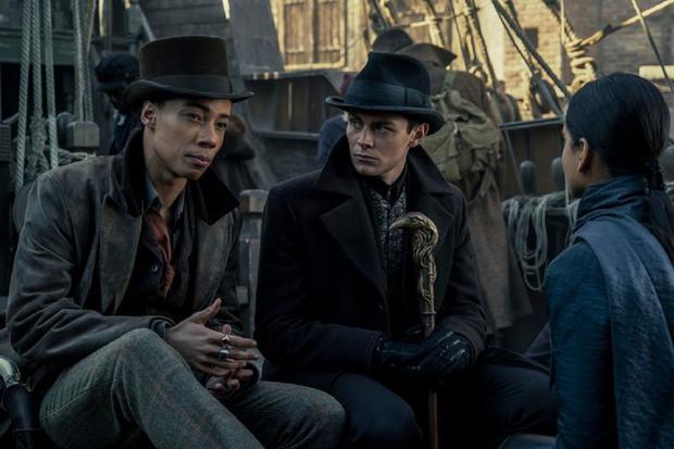 """Les corbeaux resteront-ils ensemble dans la saison 2 de """"Shadow and Bone""""?  (Photo: Netflix)"""