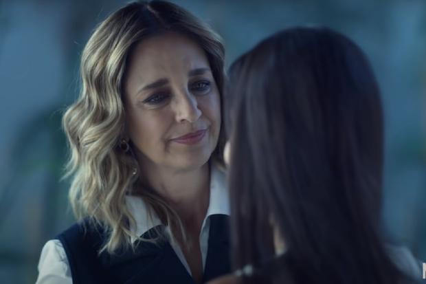Mariana restera-t-elle avec le fils de Sofia?  (Photo: Netflix)