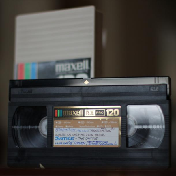 bande VHS