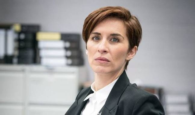 Vicky McClure comme DI Kate Fleming.  Crédit: BBC
