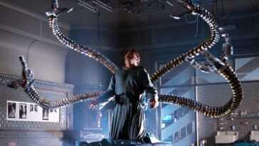 Alfred Molina Taquine Le Retour Vieilli Du Docteur Octopus Dans