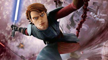 Anakin Skywalker Reviendra Dans Le Nouveau Projet Animé Star Wars