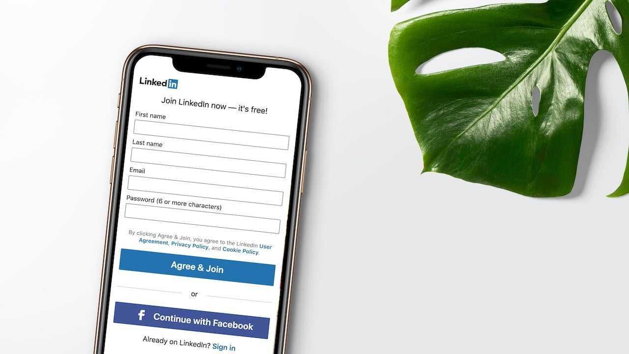 Après Facebook, Les Données De 500 Millions D'utilisateurs De Linkedin