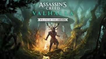 Assassin's Creed Valhalla Wrath of the Druids DLC reporté en mai