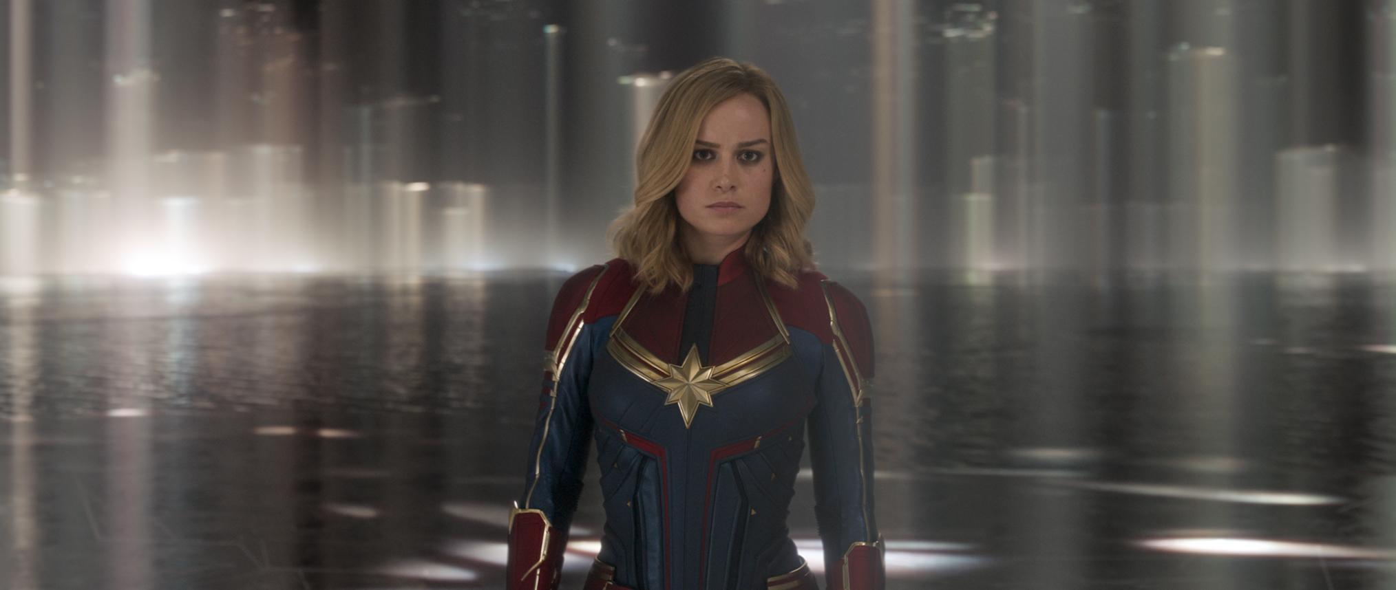 La nouvelle édition de Captain Marvel arrive.  Photo: (IMDB)