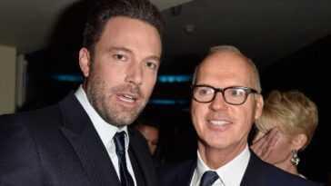 Ce seront les rôles de Michael Keaton et Ben Affleck en tant que Batman dans le Flash