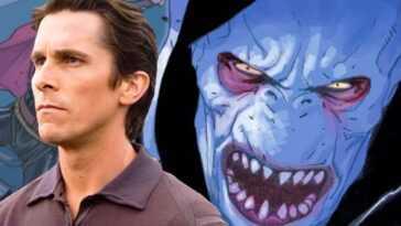 Christian Bale Devient Chauve Dans Le Rôle De Gorr The