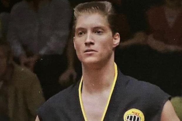 Sean Kanan a joué Mike Barnes dans «Karate Kid III» (Photo: Sony Pictures Home Entertainment)