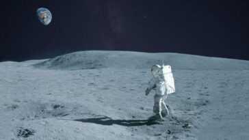 Combien De Temps Faudrait Il Pour Marcher Autour De La Lune?