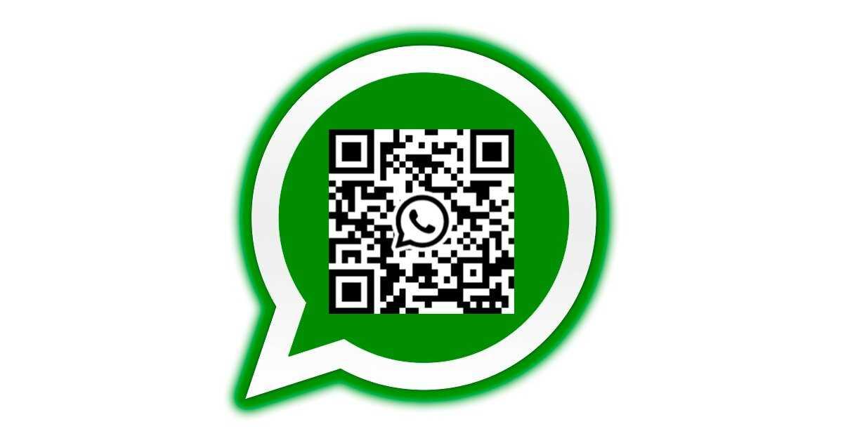 Code QR de l'entreprise dans WhatsApp Business