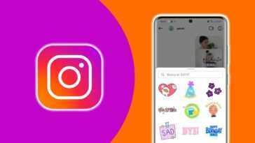 Comment envoyer des messages avec des effets animés sur Instagram