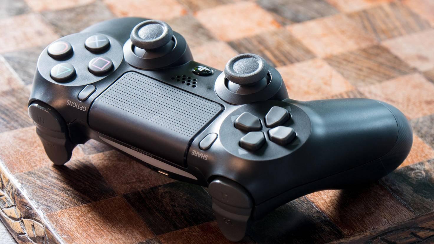 Manette PS4 Dualhock