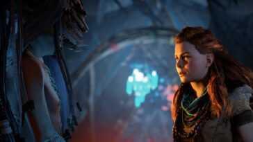 Critique: Horizon Zero Dawn: The Frozen Wilds (PS4) - L'expansion Icy est excellente
