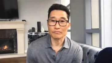 Daniel Dae Kim dit que le soutien à la communauté asiatique est comme `` un mouvement de vague de fond ''