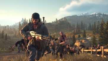 Days Gone Sortira En Mai Sur Pc Via Steam Et