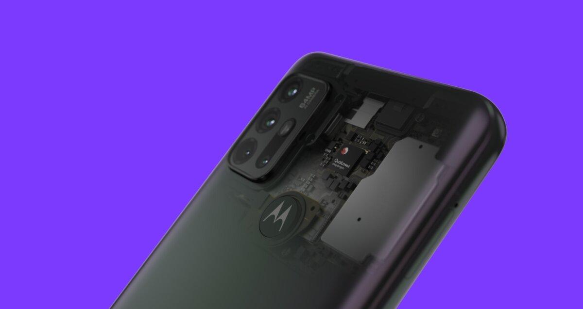 Presque tout sur le Motorola Moto G60 a déjà été divulgué
