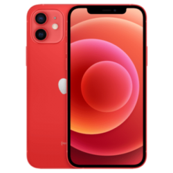 Produit iPhone 12 Vue avant rouge 1