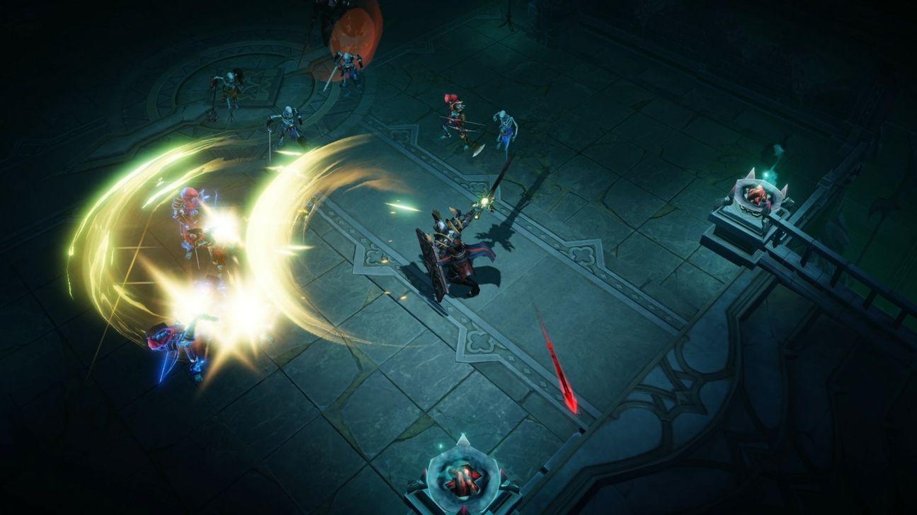 Capture d'écran de Diablo Immortal Closed Alpha_News