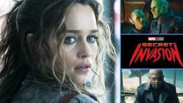 Emilia Clarke Rejoint La Série Disney + Invasion Secrète De