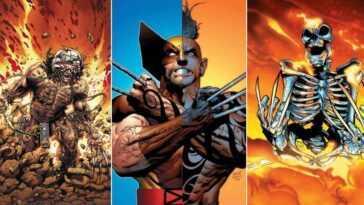 Est Ce Que Disney + Prévoit Une Série D'anthologies Wolverine?
