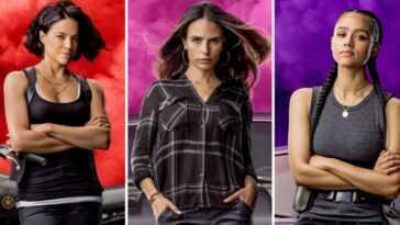 F9 Amène Les Femmes De Fast & Furious Au Premier