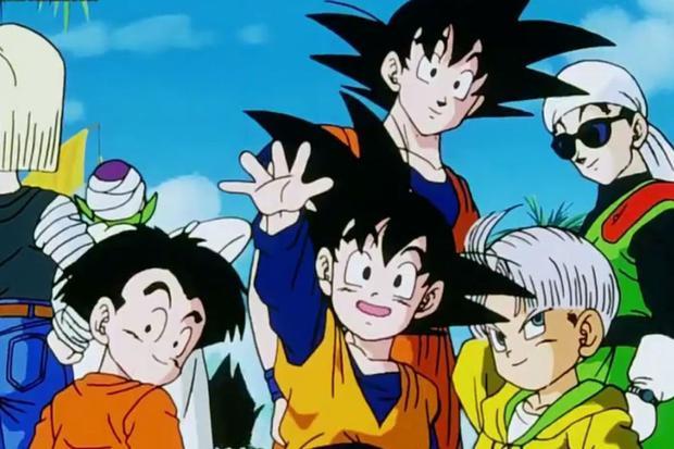 Tout au long de l'anime, tous les guerriers Z ont combattu dans au moins un tournoi, mais seuls quelques-uns ont remporté la gloire (Photo: Toei Animation)