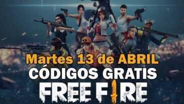 Free Fire Codigos 13 De Abril 1.jpg
