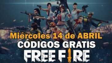 Free Fire Codigos 14 De Abril.jpg
