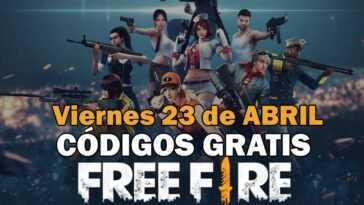 Free Fire Codigos Gratis 23 De Abril.jpg