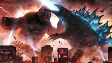 Godzilla Contre. Le Producteur De Kong A Un Certain Nombre