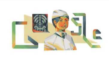 Google Doodle Célèbre Le 151e Anniversaire De La Naissance De