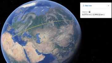 Google Earth Ajoute Une Fonction Time Lapse Pour Les Images Satellite