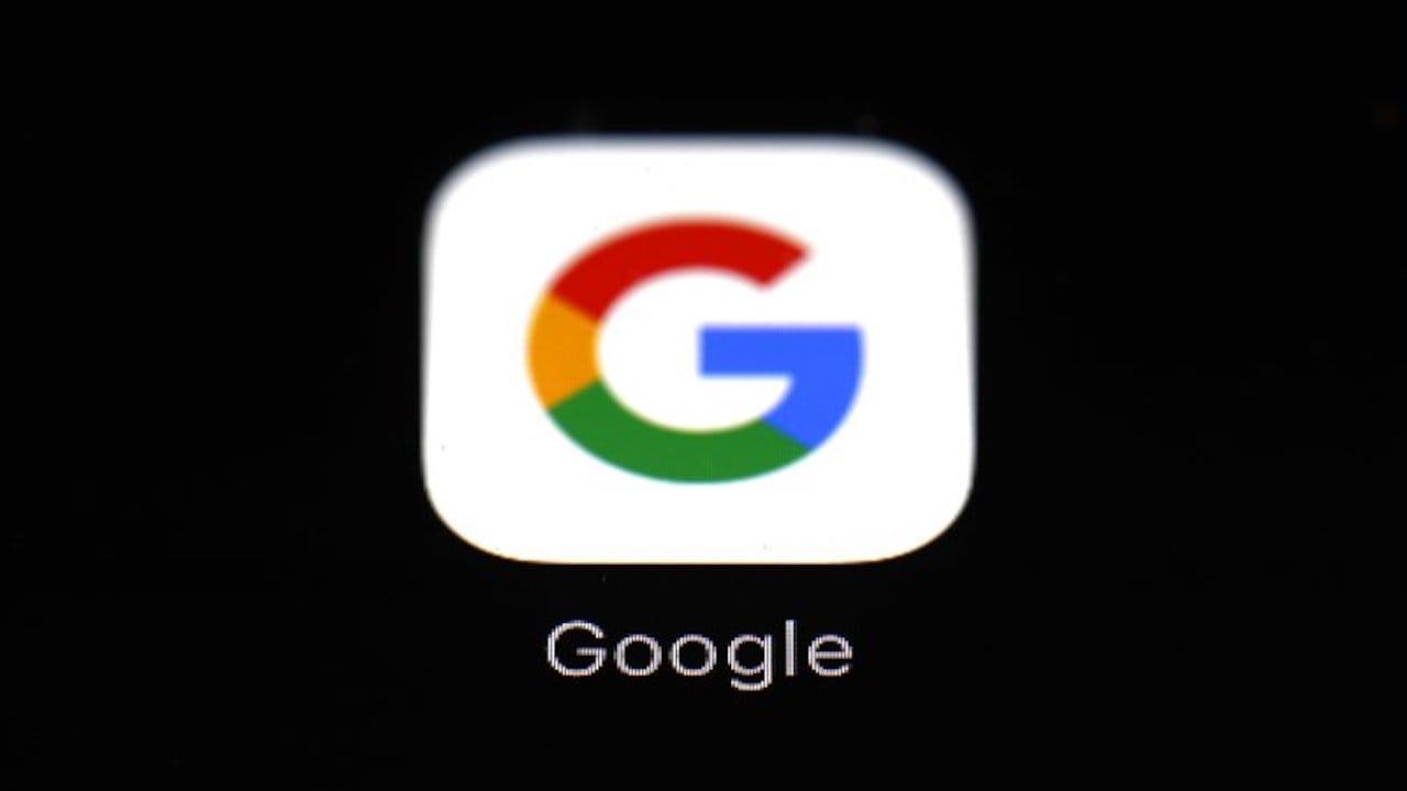 Logo Google.  Image: AP