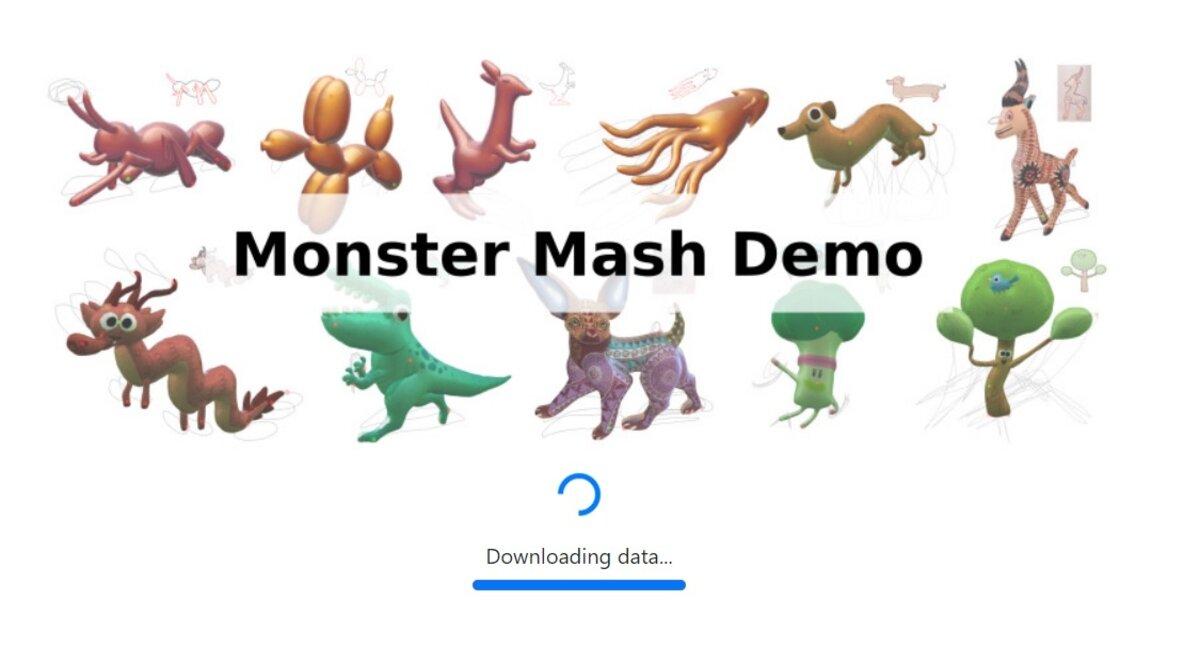 Démo Monster Mash