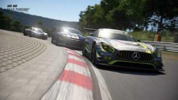 Gran Turismo (le Jeu Vidéo) Sera Une Compétition Des Jeux