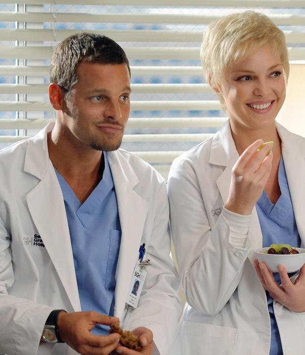 Le départ de Chambers laisse la protagoniste Meredith Gray, le dernier des cinq personnages centraux.  (Photo: ABC)
