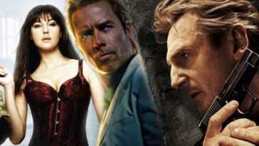 Guy Pearce Et Monica Bellucci Rejoignent Liam Neeson Dans Action