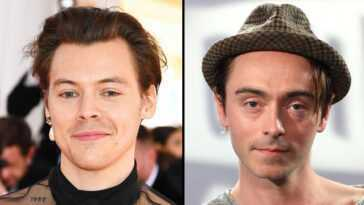 Harry Styles Filmerait Des Scènes De Sexe Gay Nues Dans