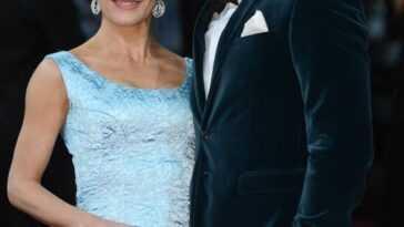 Helen McCrory et Damien Lewis en 2013. Crédit: PA