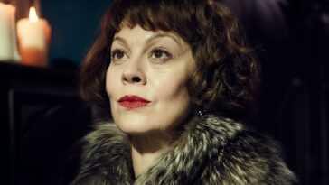 Helen Mccrory Meurt, La Star De Peaky Blinders Et Le