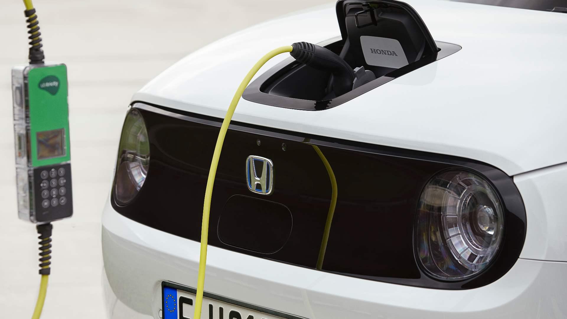 Honda s'attend à ce que 40% de toutes ses ventes de véhicules en Amérique du Nord et en Chine soient alimentées par batterie ou pile à combustible d'ici 2030. Image: Honda