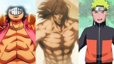 Ibai a demandé à choisir entre One Piece, Naruto et Shingeki no Kyojin