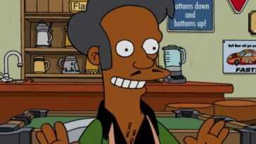 Azaria s'écarta comme la voix d'Apu.  Crédit: 20th Century Fox